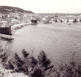 Little Bay East, NL circa 1965 (photo credit: unknown)